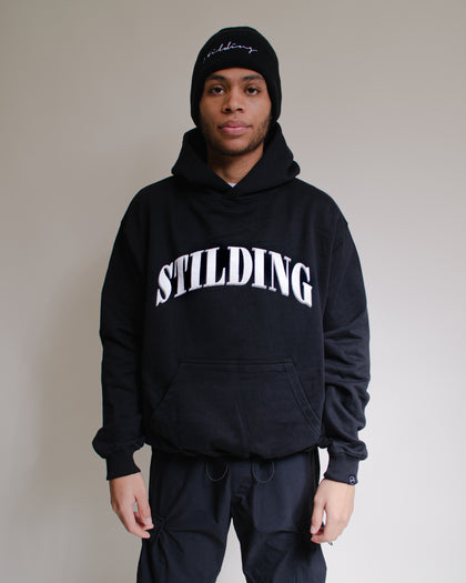 Stilding Essentials Hoodie - Black