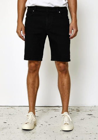 Just Junkies Jeff Shorts New Black