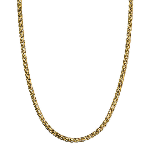 Croyez Kette - Wheat Chain - Gold