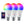 Load image into Gallery viewer, Prism Smart Bulb - Bluetooth Three Pack