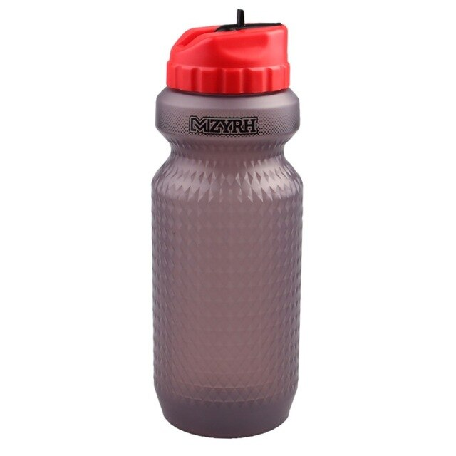 Outdoor Sports Fitness Water Bottle Mountain Road Bike Riding Kettle Portable Squeeze Cycling Kettle