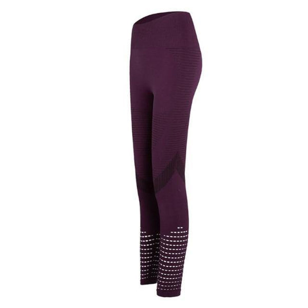 Sexy Yoga Pants Women Vital Seamless Leggings Sport Women Fitness Gym Leggings Women Sport Tights Workout Yoga Scrunch Leggings - Fitness Reinforce