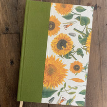 Load image into Gallery viewer, Unlined Journals - Botanical Covers