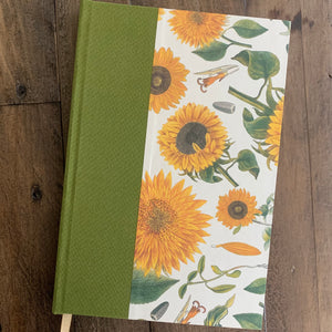 Unlined Journals - Botanical Covers