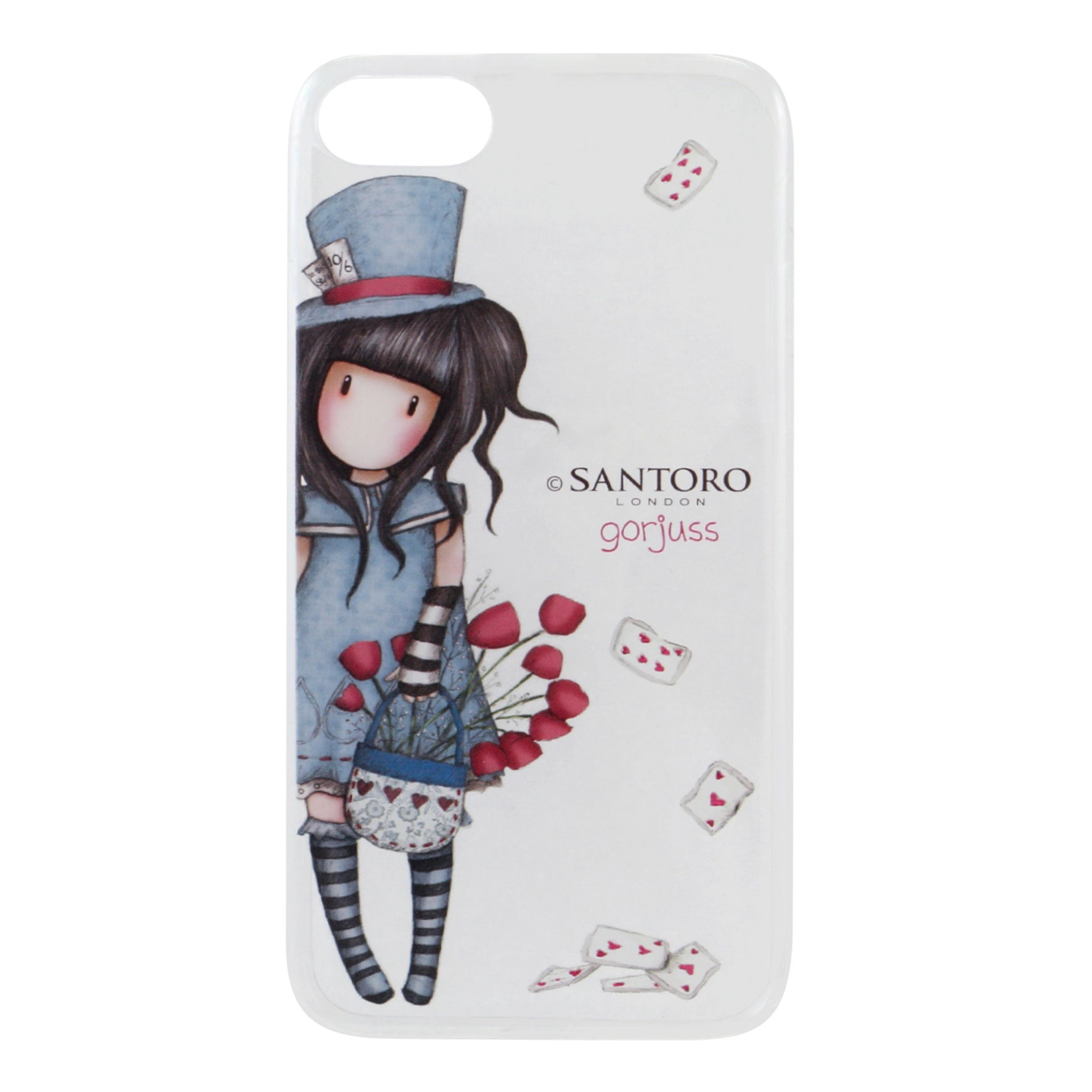 Funda Iphone 8 The Hatter