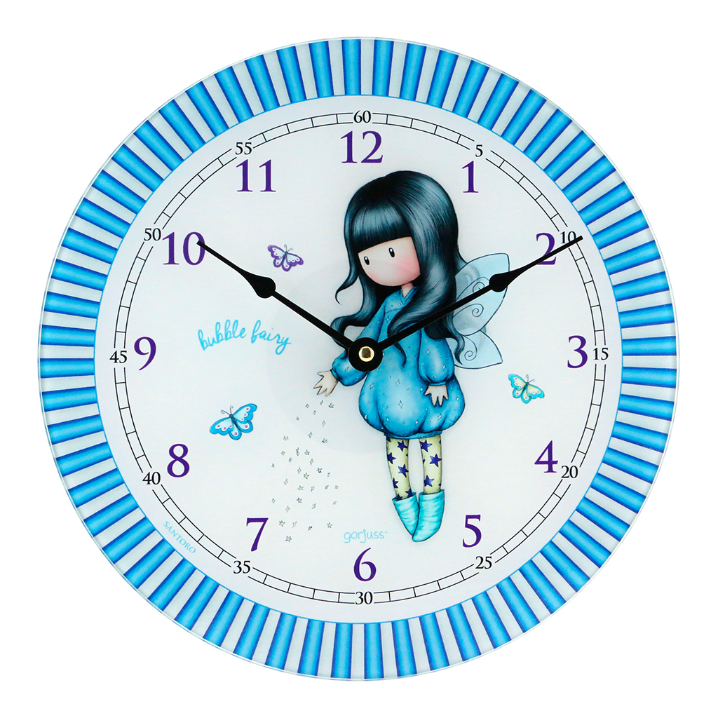 Reloj Bubble Fairy