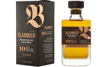 BLADNOCH 10YO - GIFT BOX - Collection Spirits
