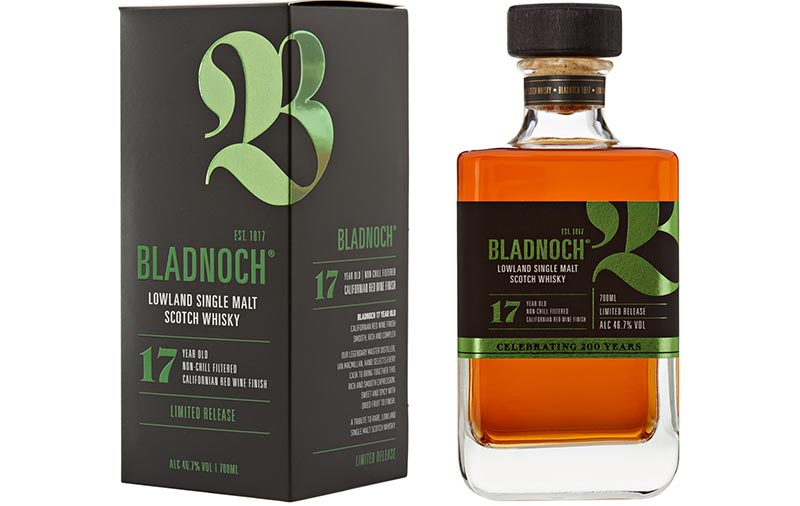 BLADNOCH 17YO - GIFT BOX - Collection Spirits