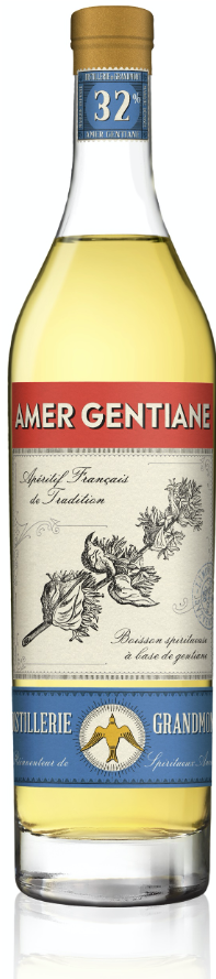 Amer Gentiane - Collection Spirits