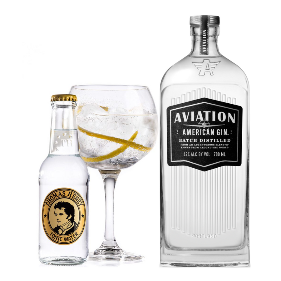 Aviation Gin & Tonic pakke - Collection Spirits