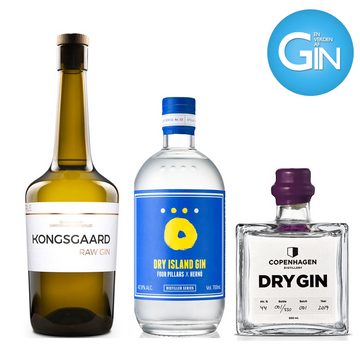 En Verden af Gin Pakken - Collection Spirits