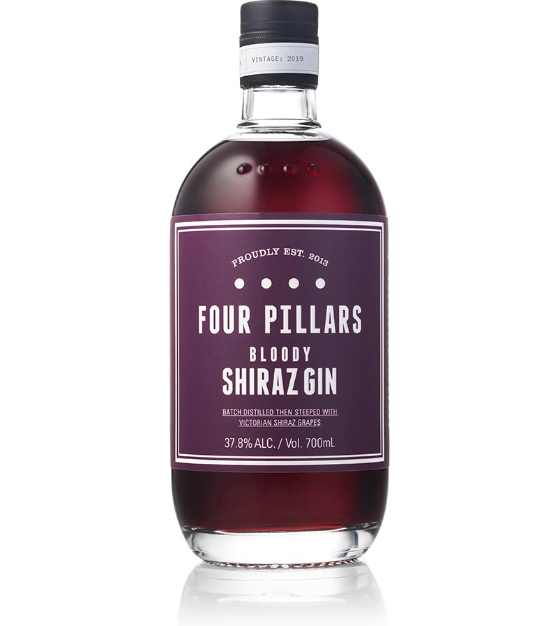 FOUR PILLARS BLOODY SHIRAZ GIN - Collection Spirits