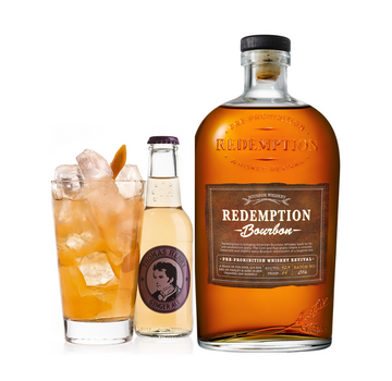 Redemption Bourbon Pakke - Collection Spirits