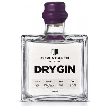 COPENHAGEN DISTILLERY Dry Gin vol. 2.0 - Collection Spirits