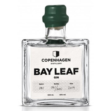 COPENHAGEN DISTILLERY Bay Leaf Gin - Collection Spirits
