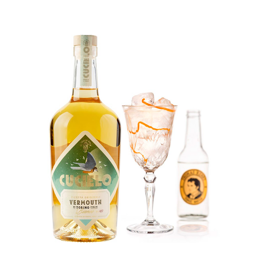 Cucielo Bianco Vermouth & Tonic pakke - Collection Spirits
