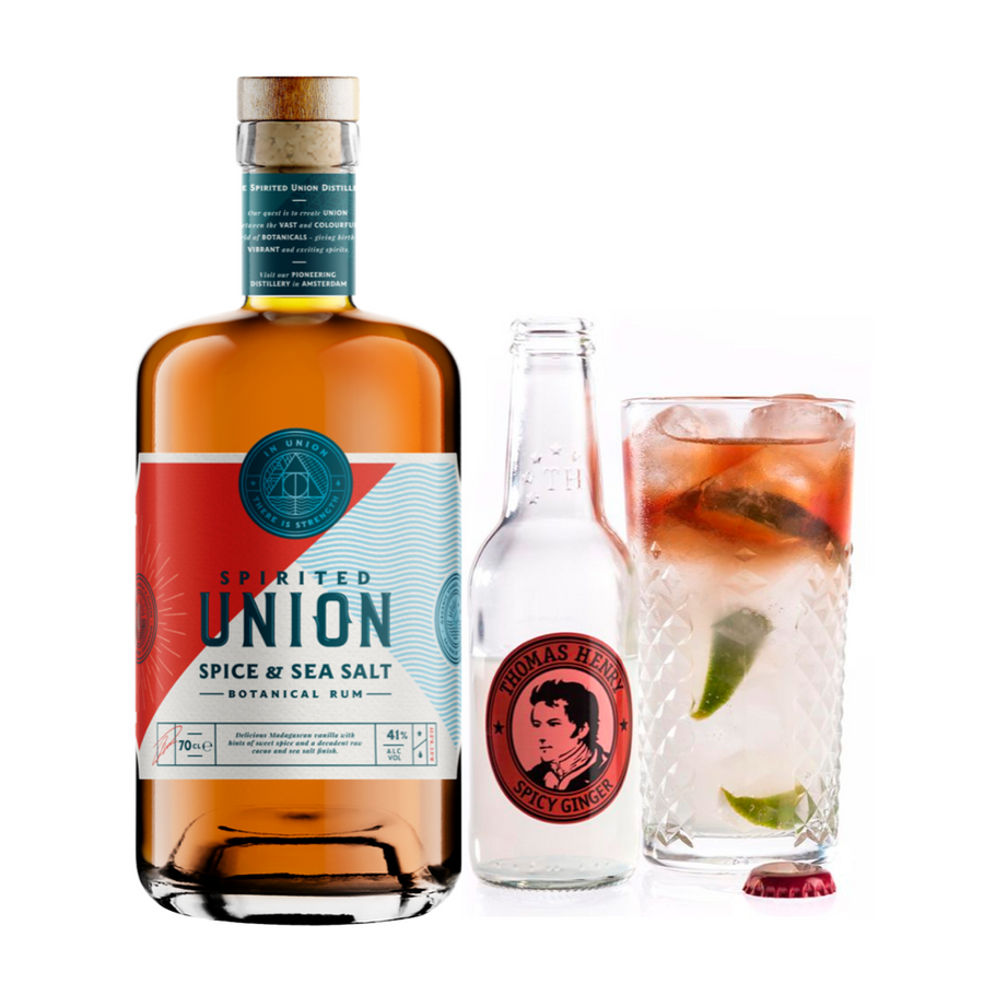 Spirited Union Rum'n'Stormy pakke - Collection Spirits
