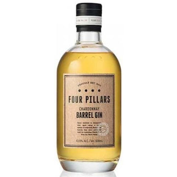 FOUR PILLARS CHARDONNAY BARREL GIN - Collection Spirits