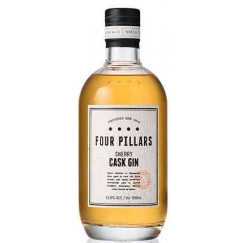 FOUR PILLARS SHERRY CASK GIN - Collection Spirits