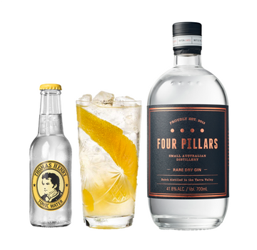 Four Pillars Rare Dry & Tonic pakke - Collection Spirits