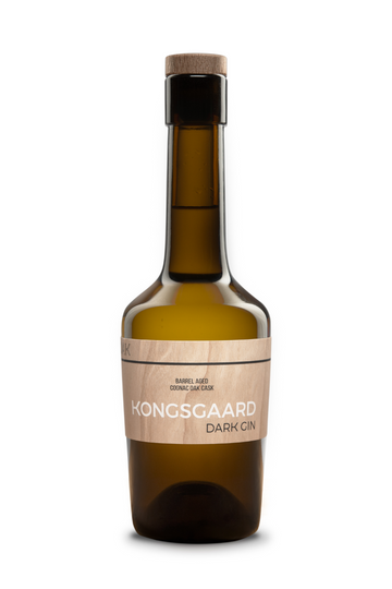 KONGSGAARD DARK GIN - Collection Spirits