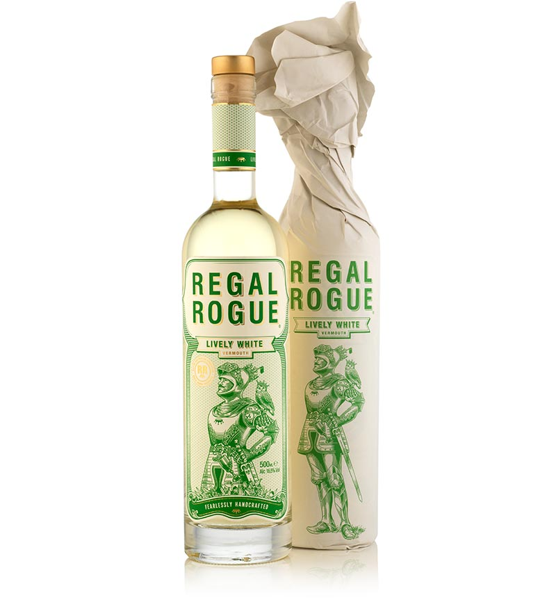 REGAL ROGUE Lively White - Collection Spirits
