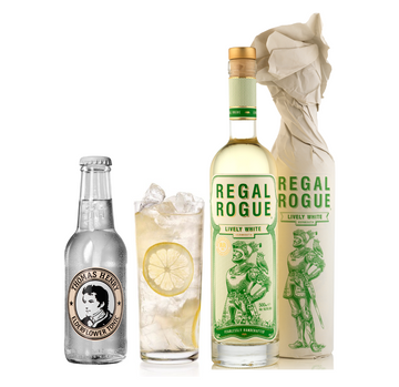 Lively White Spritz pakke - Collection Spirits