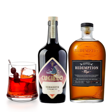 Redemption Manhattan Cocktail Pakke - Collection Spirits