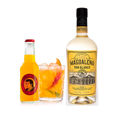 Casa Magdalena Mango Cooler pakke - Collection Spirits