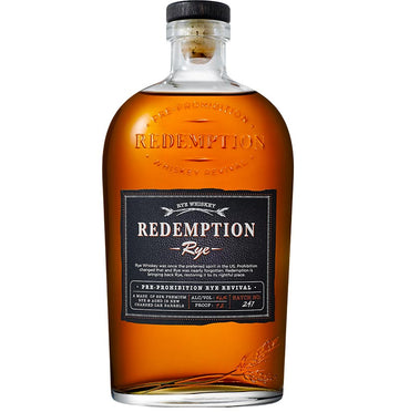 REDEMPTION RYE - Collection Spirits