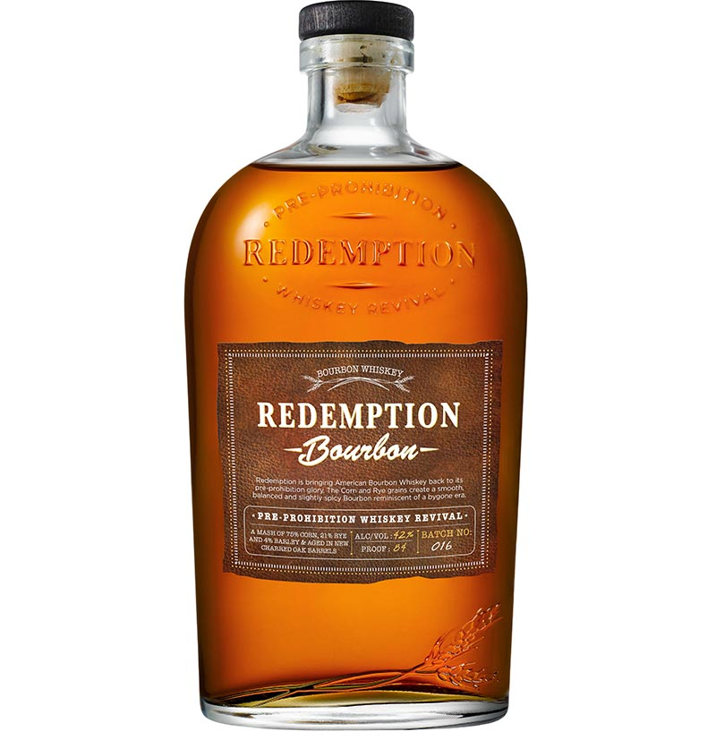 REDEMPTION BOURBON - Collection Spirits