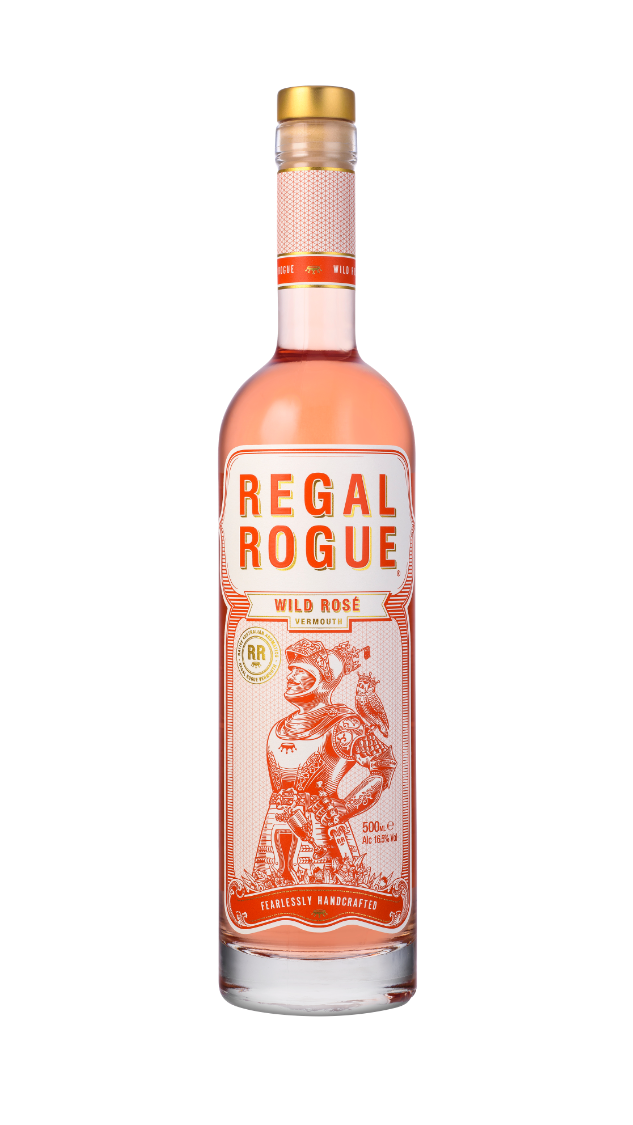 REGAL ROGUE Wild Rosé - Collection Spirits