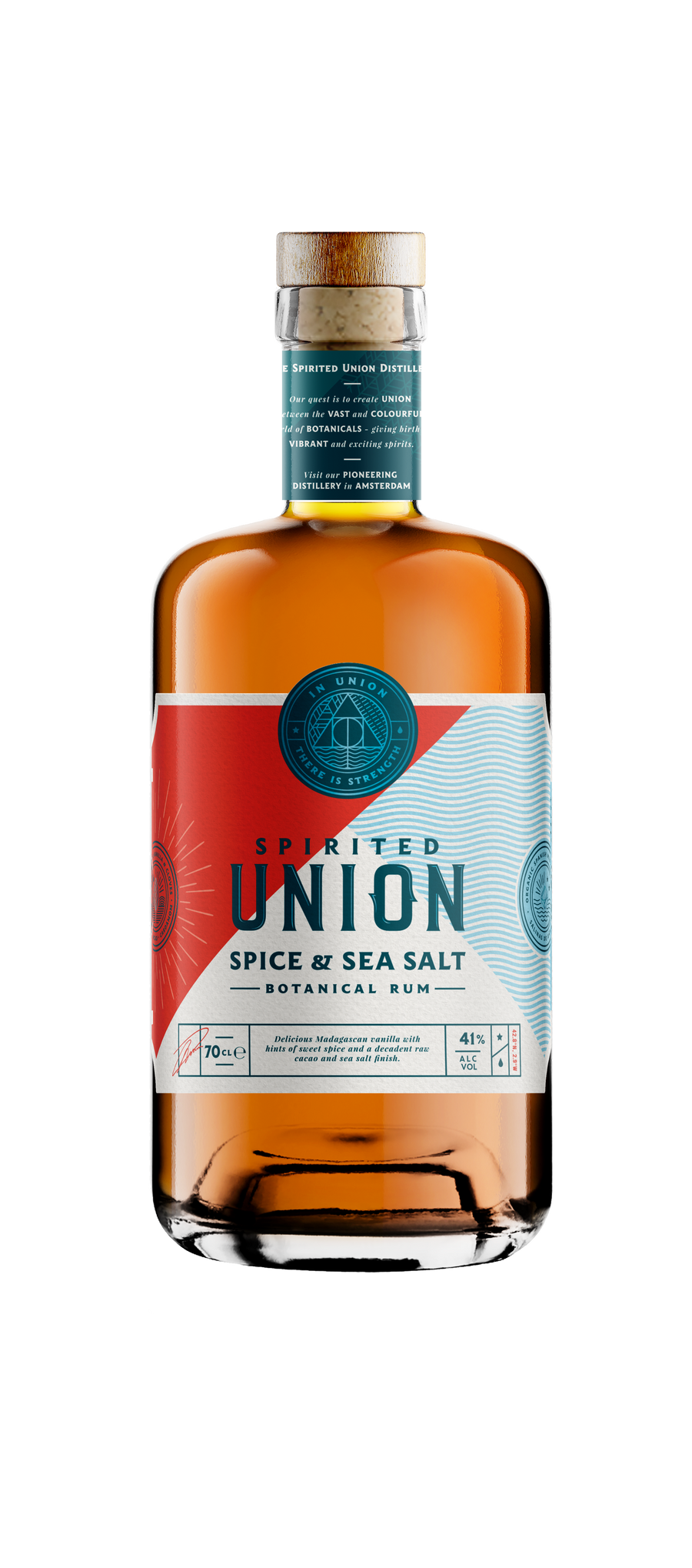 Spirited Union SPICE & SEA SALT RUM - Collection Spirits