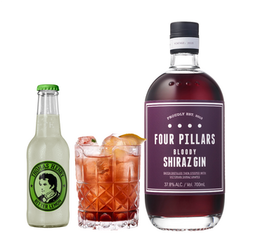Four Pillars Bloody Shiraz & Lemon Pakke - Collection Spirits