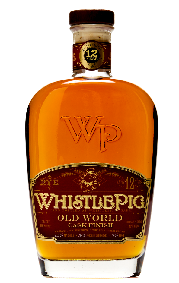 WHISTLE PIG 12YO - OLD WORLD WHISKEY - Collection Spirits