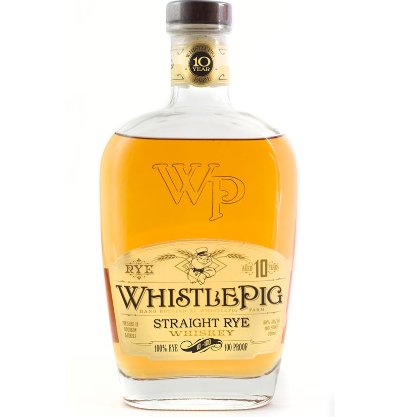 WHISTLEPIG 10YO - STRAIGHT RYE WHISKEY - Collection Spirits