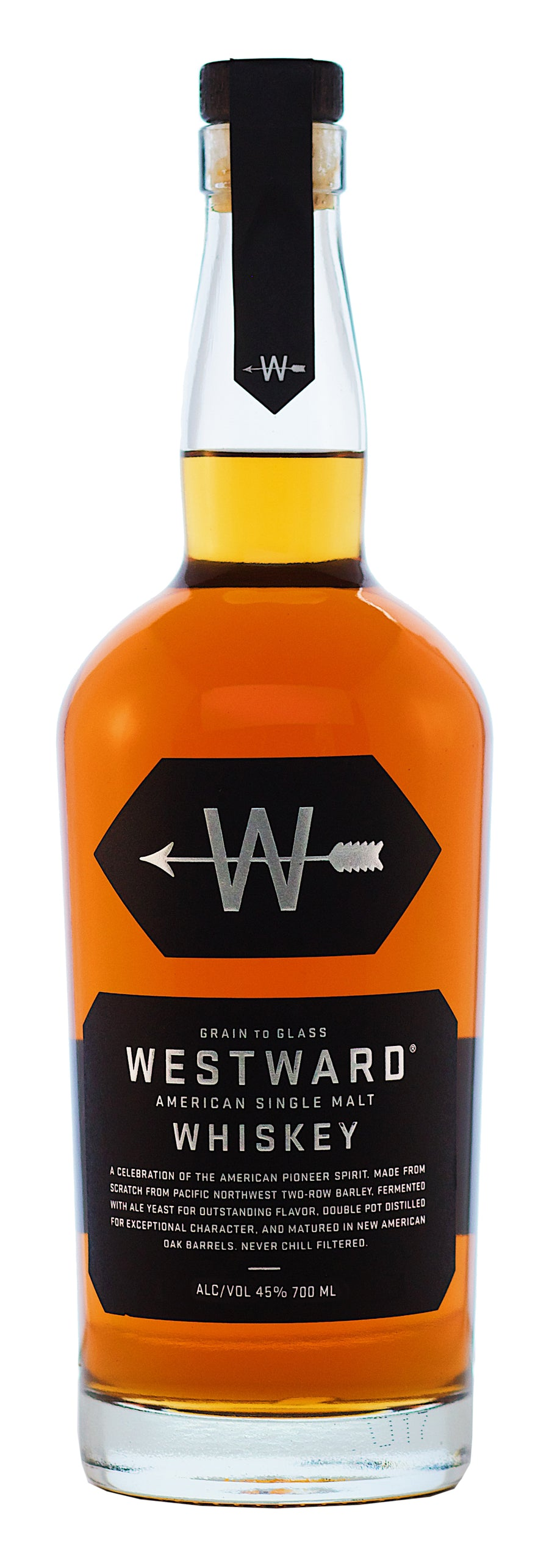 WESTWARD SINGLE MALT - Collection Spirits