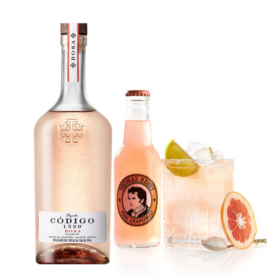 Codigo Rosa Paloma pakke - Collection Spirits
