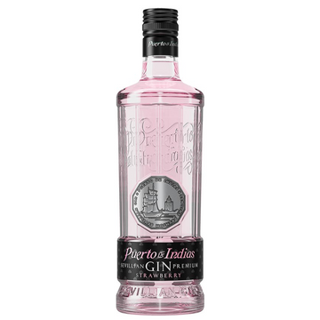 PUERTO DE INDIAS STRAWBERRY GIN - Collection Spirits