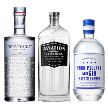 The Gin Collection - Collection Spirits