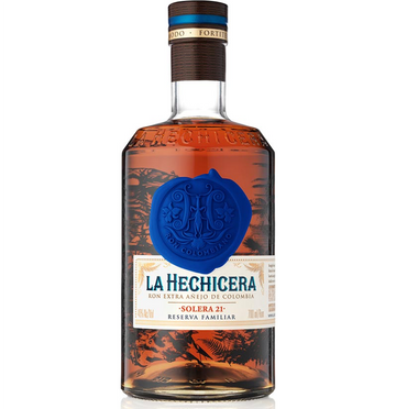 LA HECHICERA - EXTRA AÑEJO SOLERA 21 - Collection Spirits