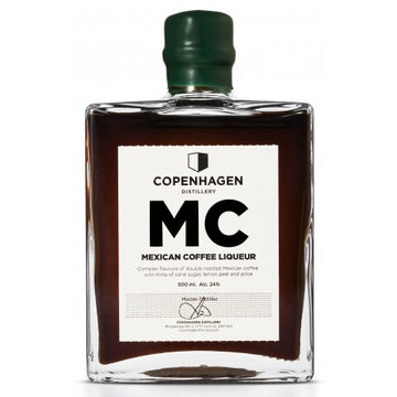 COPENHAGEN DISTILLERY MC Mexican Coffee Liqueur - Collection Spirits