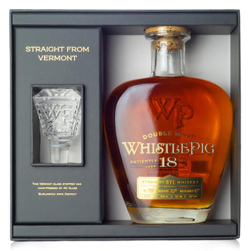 WHISTLEPIG 18YO - DOUBLE MALT - Collection Spirits