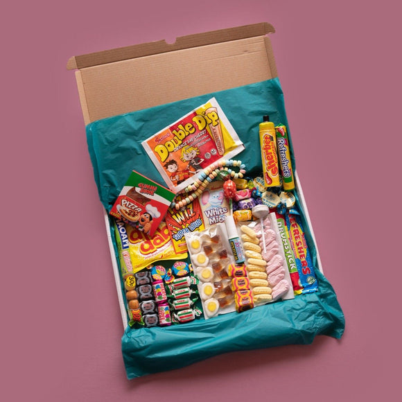 LETTERBOX TREAT HAMPERS