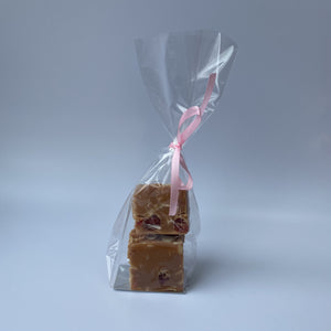 Handmade Cherry & Almond Fudge