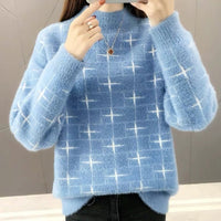 Pullover Women Sweater Long Sleeve Sweaters