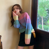 Women's Sweaters Korean Ins Chic Ulzzang