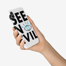 Load image into Gallery viewer, See No Evil iPhone Case
