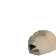 Load image into Gallery viewer, See No Evil beige cap back