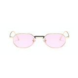 The player sunglasses in pink from See No Evil